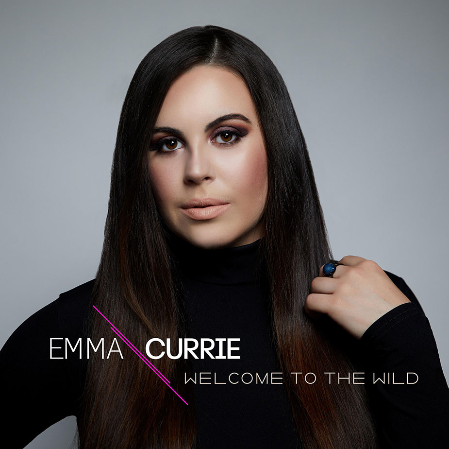 Emma Currie Welcome to the wild album ep cover
